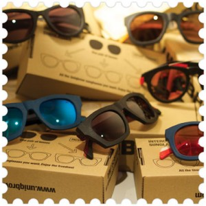 Gafas de Sol Uniqbrow diseño cool made in Barcelona, fashion, moda
